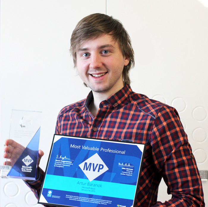 MVP - Most Valuable Professional 2015
