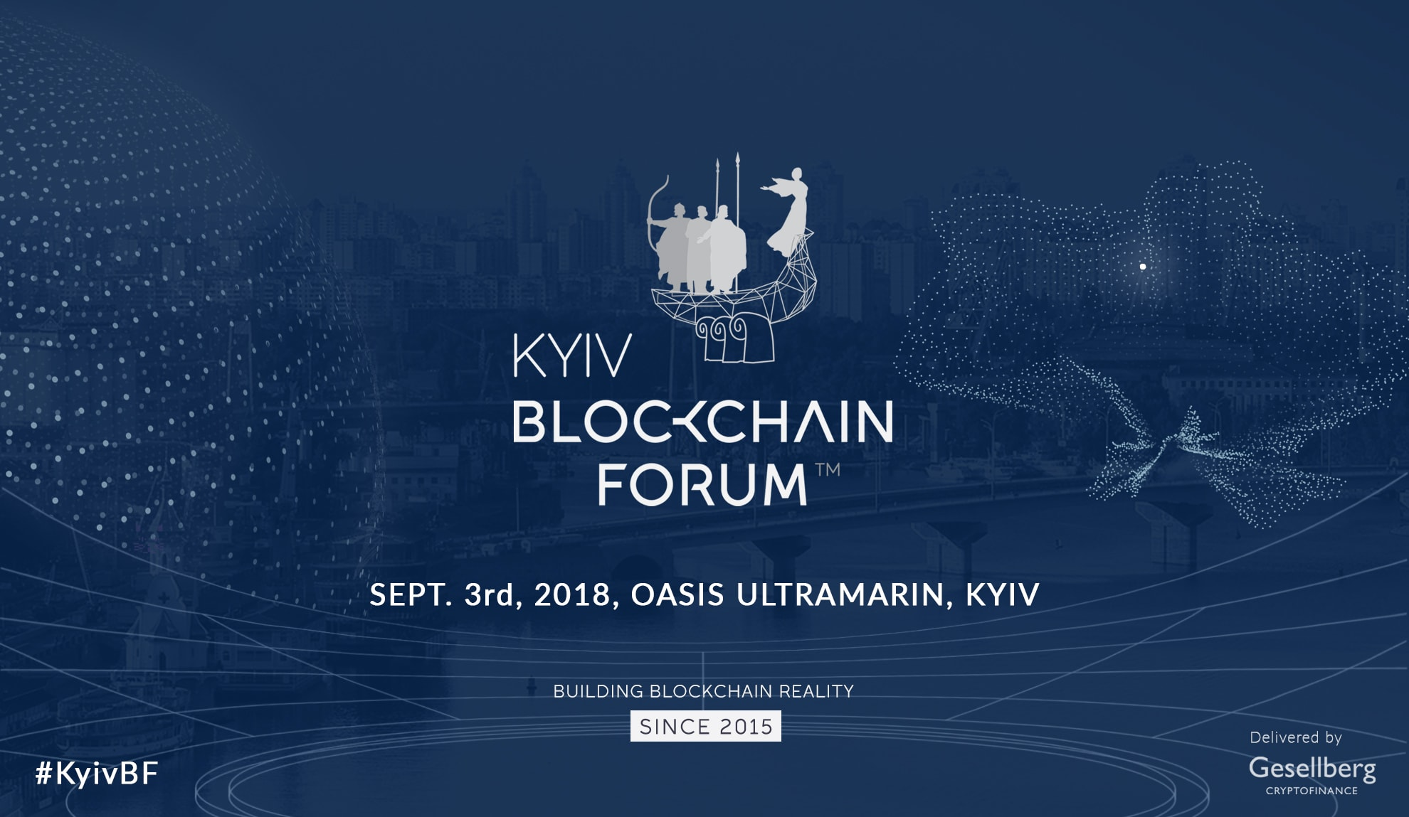 VIII Kyiv Blockchain Forum