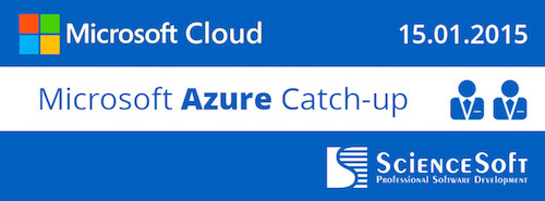 Microsoft Azure Catch-up