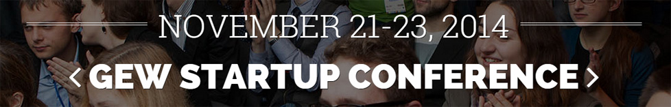 GEW Startup Conference