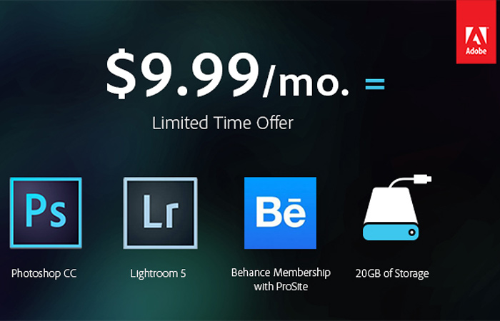 Adobe Photography Program
