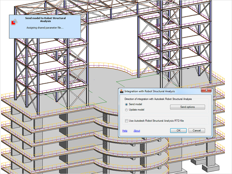 Autodesk Robot Structural Analysis Professional 2013 | LA BY