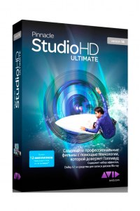 Avid Pinnacle Systems STUDIO Ultimate V.15