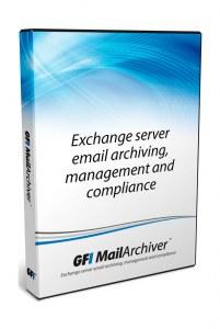 GFI MailArchiver 2011 R3