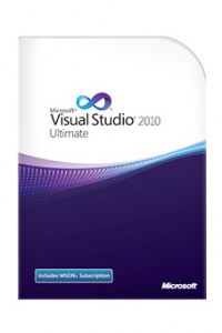 Microsoft Visual Studio Ultimate 2010