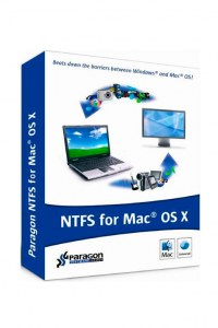 Paragon TFS for Mac® OS X 10