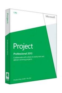 Project профессиональный 2013