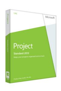 Project стандартный 2013