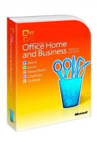 Microsoft Office Home and Business 2010. Для дома и бизнеса