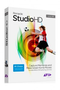 Pinnacle Systems STUDIO HD V.15