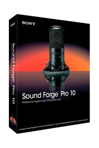 Sound Forge Pro 10