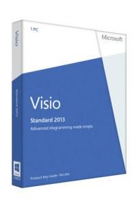 Visio стандартный 2013