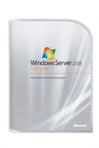 Microsoft Windows Web Server 2008 R2