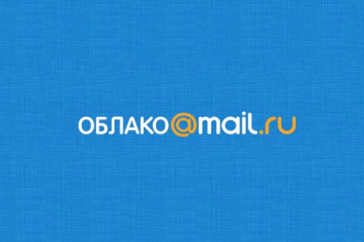 Облако Mail.ru логотип
