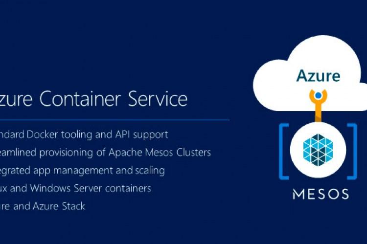 Сервис Azure Container Service