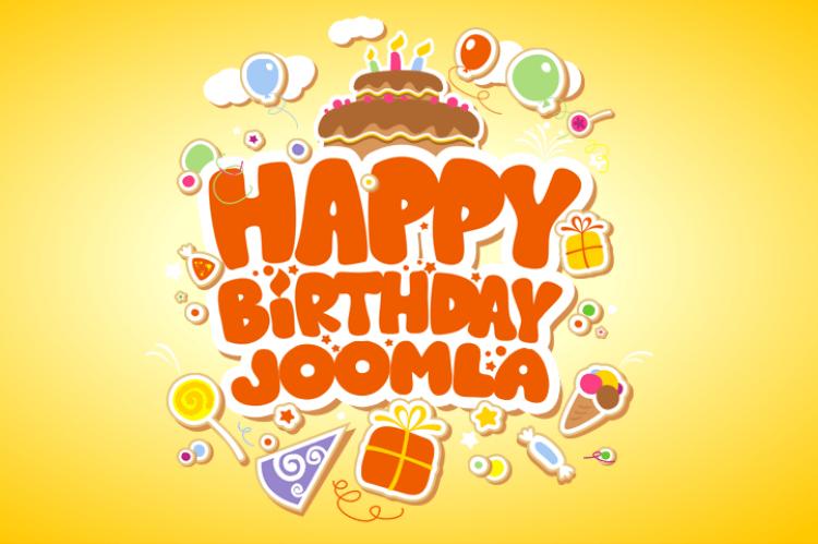 CMS Joomla 10 лет!