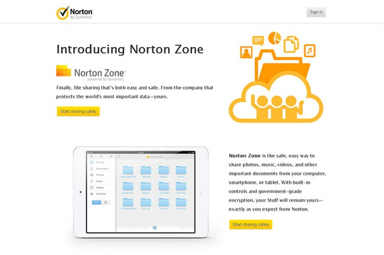 Norton Zone