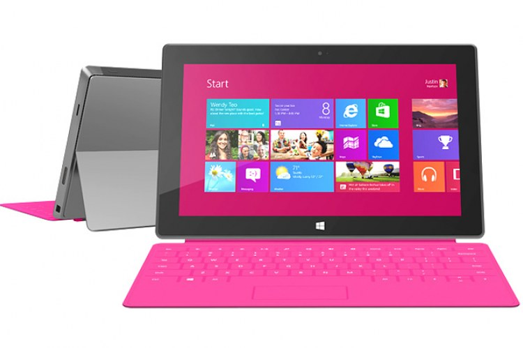 Surface Windows 8 Pro
