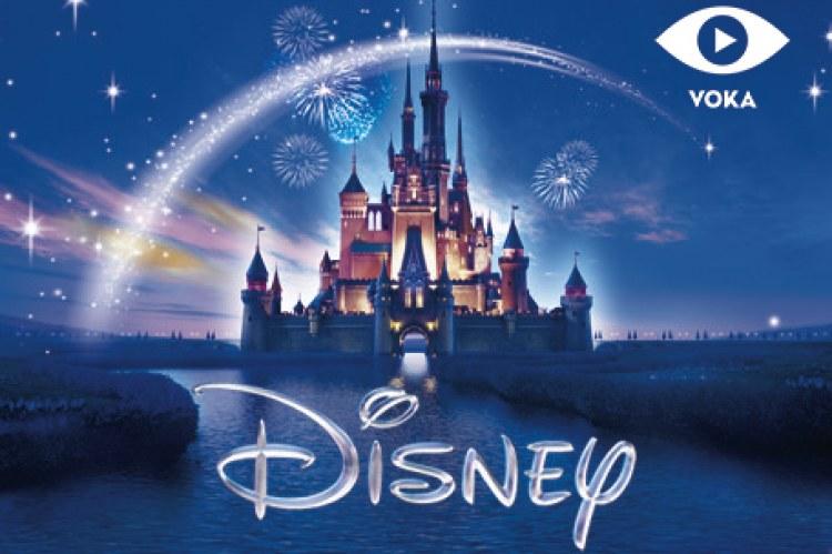 Видеосервис VOKA запустил подписку Disney