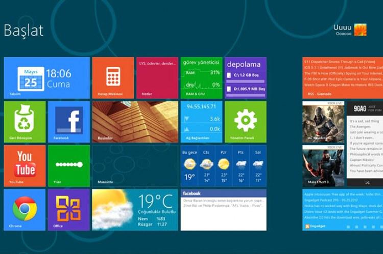 Компания Microsoft завершила работу над финальной версией Windows 8