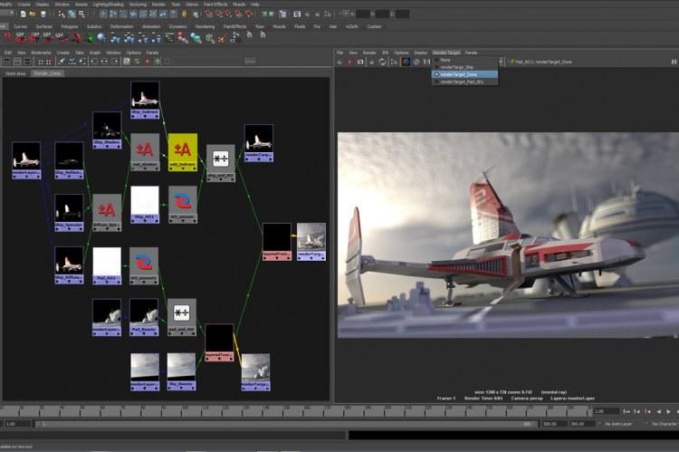 Autodesk Maya 2014. Интеграция 2D и 3D