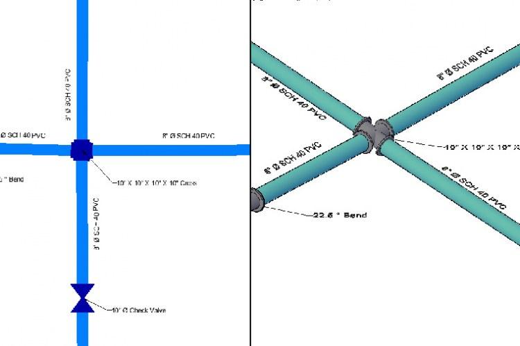 Напорные трубопроводные сети