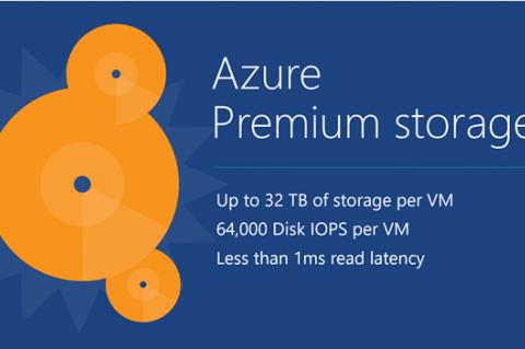 Azure Premium Storage