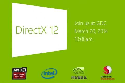 Direct X12. Логотип