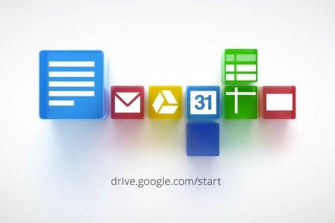 Облачный сервис Google Drive
