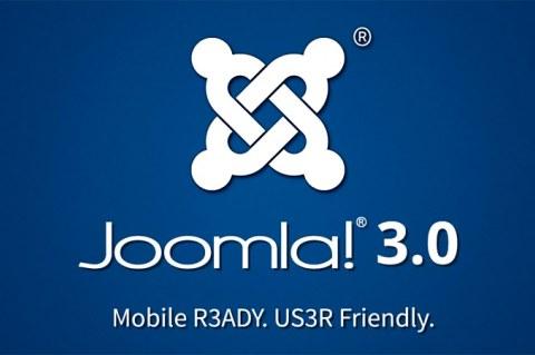 Логотип Joomla 3.0