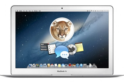 Новая версия ОС OS X 10.8 Mountain Lion