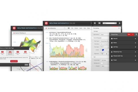 Mathematica Online