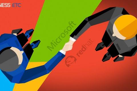 Microsoft Azure получит поддержку Red Hat Linux