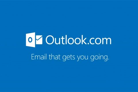 Логотип outlook.com