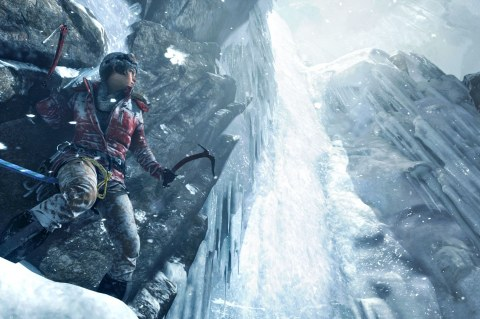 Rise of the Tomb Raider на Xbox One