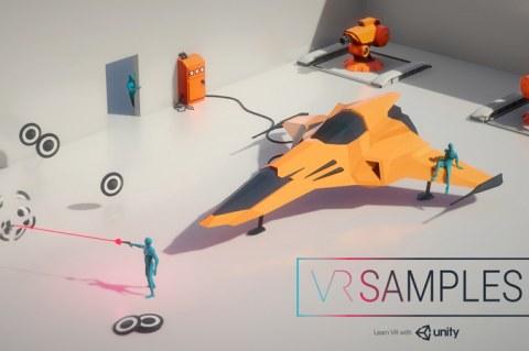 Unity 5.3 VR