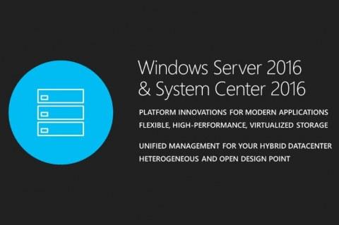 Windows Server 2016 и System Center 2016