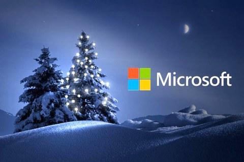 Новогодние приложения для Windows 8