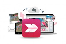 Skitch Evernote логотип