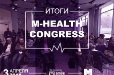 М-Health Congress 2018 итоги