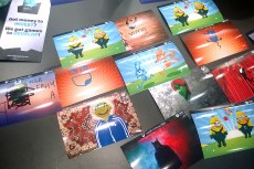 Коллекция фотокарточек