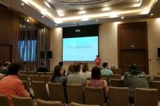 Андрей Постников на DrupalCamp в Минске