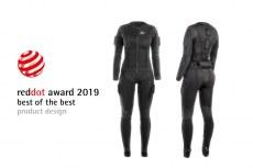 Белорусский стартап Teslasuit выиграл престижную международную награду Red Dot Award в продуктовом дизайне и стал лучшим из лучших