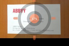 ABBYY Business Card Reader. Android