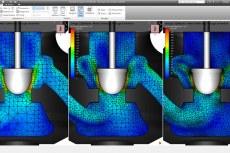 Новые инструменты адаптивного формирования сеток в Autodesk Simulation CFD 2013 автоматически выполняют их уточнение, что значительно повышает скорость и точность моделирования методами вычислительной гидродинамики