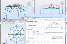 Функциональные возможности Robot Structural Analysis Professional расширяются благодаря открытому и гибкому API