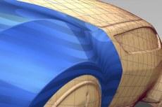 Autodesk Alias позволяет беспрепятственно переносить изменения физической модели в цифровую