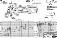 В AutoCAD Civil 3D имеются функции для выпуска рабочих чертежей