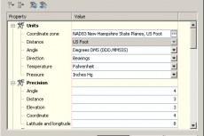В AutoCAD Civil 3D поддерживается более 4 тысяч реальных систем координат