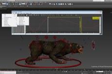 3ds Max 2014. Инструменты анимации и оснастки персонажей